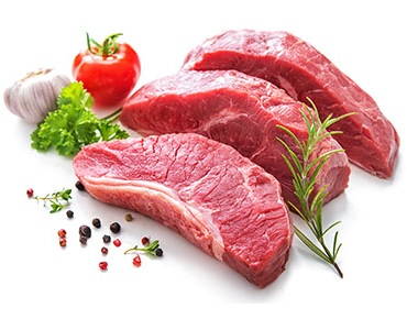List of red meats